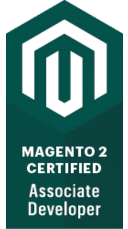 Rakesh Varma Magento 2 Certified Asscociate Developer