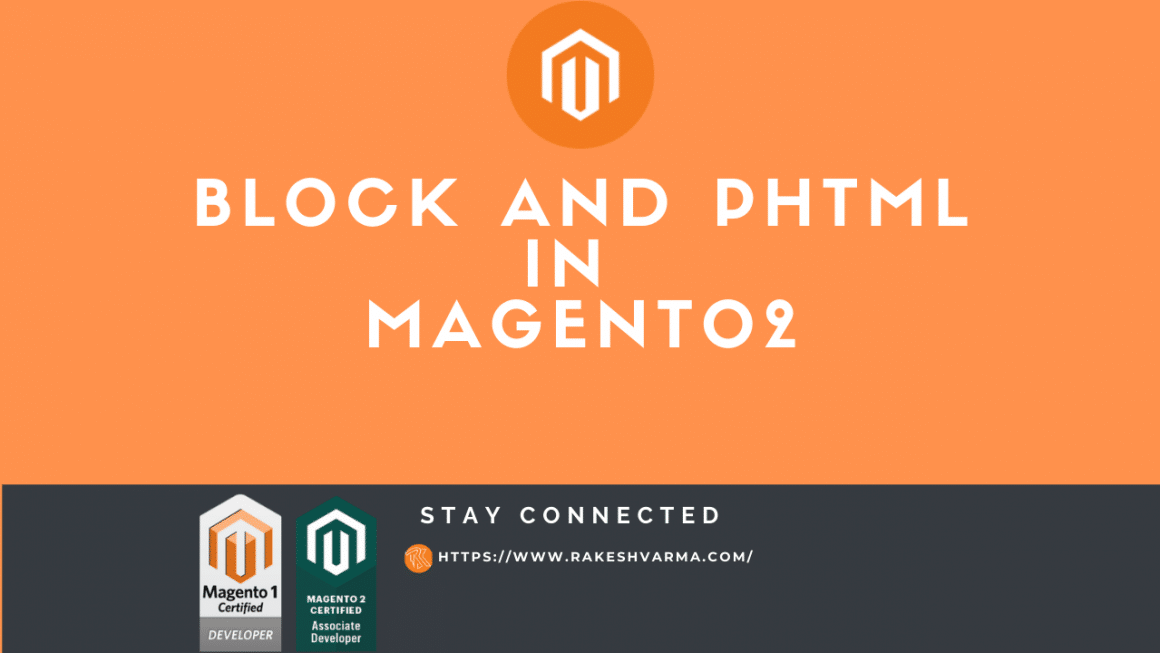 Create Block and phtml in Magento 2