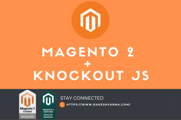 Knockout Js in Magento 2